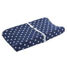 Parent's Choice Changing Pad Cover, Blue Star