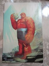 MARVEL TWO-IN-ONE #3 DEL MUNDO YOUNG GUNS LIMITED VF/NM ( 9.0 ) marvel variant