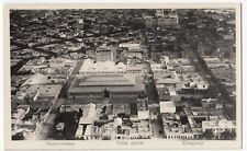 Uruguay; Montevideo, Aerial Photo RP PPC, Unposted, c 1930's