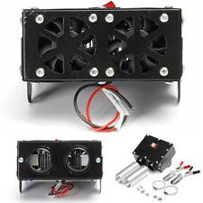 12V 600W Car Auto Dash Heater Heating Fan Window Defroster Demister Air Warmer