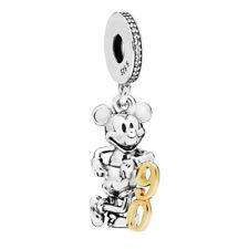 NEW Disney Limited Edition Mickeys 90th S925 ALE Anniversary Charm PANDORA
