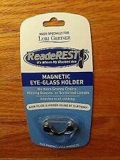 ReadeREST Shark Tank Product 6-pack Stainless Steel Eyeglass Holders
