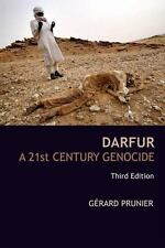 Crises in World Politics: Darfur : A 21st Century Genocide by Gerard Prunier...