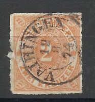 GERMANY NORTH CONFEDERATION Yv#8 USED