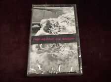 "RAGE AGAINST THE MACHINE ""KILLING IN THE NAME"" CS TAPE SEALED PROMO EPIC 1992"