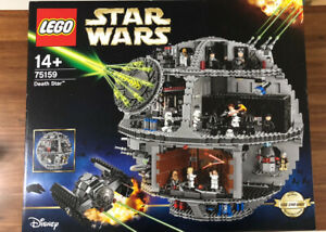 LEGO 75159 Star wars UCS Death Star Brand new and Sealed
