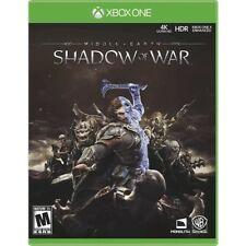 BRAND NEW MIDDLE EARTH: SHADOW OF WAR FOR XBOX ONE - FAST SHIPPING
