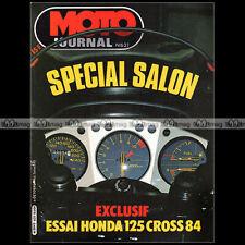 MOTO JOURNAL 621 YAMAHA 500 RDLC MARTIN ACM KAWASAKI 750 ZX HONDA CR 125 SALON