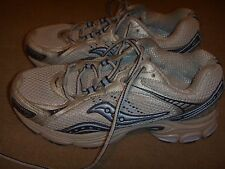 SAUCONY EXCURSION TR 4 Gray/Blue Womens Size 9.5