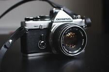 Olympus OM2 35mm SLR Film Camera with 50mm & 45-150mm lenses