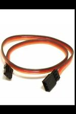 2 by 33 Cm Servo Extension Wire Futaba, Fast Free Post oz Wide,  Electronics Rc