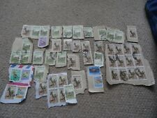 JOB LOT OMAN HI VALUE POSTAGE STAMPS ON PAPER IN VERY GOOD USED CONDITION