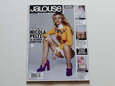 Nicola Peltz Jalouse French Magazine #186 December 2105-January 2016 New