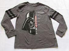 STAR WARS T SHIRT Boys Size M Darth Vader NEW Long Sleeves