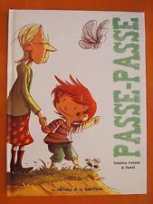 Passe-Passe. Delphine Cuveele & Dawid. éditions de la Gouttière