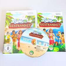 Die Sims 2 Gestrandet Nintendo Wii