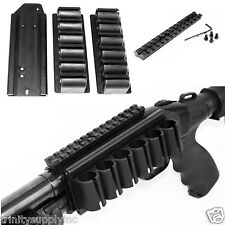 6 Round 12 Gauge Shotshell Shotgun Carrier Shell Holder for mossberg 500