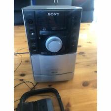 Mini-Stereoanlage Sony CMT-EH10,Tuner, CD-Player, Casettendeck, Fernbedienung