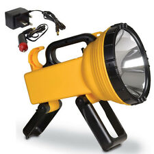 5 MILLION RECHARGEABLE SUPER BRIGHT HALOGEN SPOTLIGHT LANTERN TORCH WORK LIGHT