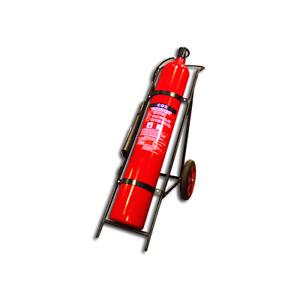 45KG Carbon Dioxide (Co2) Mobile Fire Extinguisher
