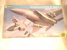 REVELL  CONFRONTATION AT MACH 11  1/48  4764''NEW,SEALED,MINT, CLASSIC,OWN  IT