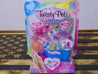 *NEW*Twisty Petz STARZIE ELEPHANT & JINGLEZ UNICORN Collectable Bracelet SetS4