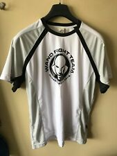 Original Wanderlei Silva WandFC Pride FC UFC Chute Boxe Shirt Activewear RARE