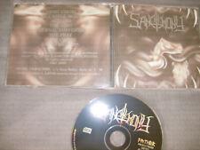 Sanctimony ?- Eternal Suffering CD Latvia Death Metal (neglected fields asphyx)