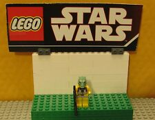 "STAR WARS LEGO LOT MINIFIGURE--MINI FIG ""  BOSSK ----- 10221 --RARE   """