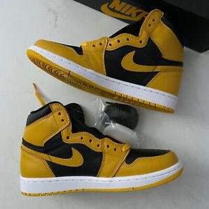 Nike Air Jordan 1 High Retro OG Pollen Men Size 7.5 - 555088-701 Brand New