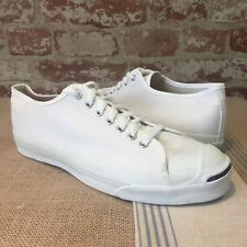 6f464666395f Vintage CONVERSE Jack Purcell Low Top Sneaker Shoes Men 10.5 Made in USA IRR