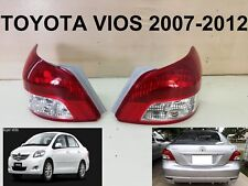TOYOTA VIOS YARIS VITZ SEDAN Tail Light Lamp Pickup OEM Part LH&RH 2007-2012 NEW