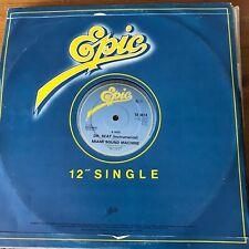 """MIAMI SOUND MACHINE - Dr Beat ~ 12"""" Single Record"""