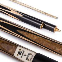 Powerglide Prestige V Straight Grain 57 Inch Snooker Cue & Soft Case