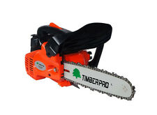 Timberpro 62cc Petrol Chainsaw 20-Inch Bar & 2 x Saw Chain and Accessories