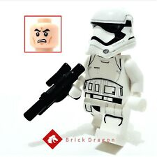 LEGO Star Wars First Order Stormtrooper with blaster