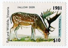 (I.B) Australia - Victoria Revenue : Hunting Tax $10 (1981)