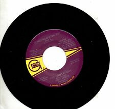 TEMPTATIONS RICK JAMES disco 45 MADE in USA Standing on the top STAMPA AMERICANA