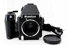 Mamiya 645E Medium Format SLR Film Camera Body Only EXC+++ Free Shipping 191424