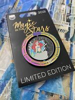 2021 Disney Parks Magic In The Stars The Little Mermaid Ariel Pin LE New In Hand