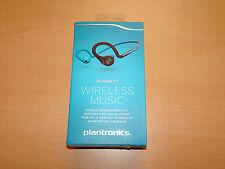 Plantronics BackBeat FIT Bluetooth Wireless Headphones Sweatproof Blue 200450-06