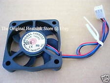 2 X 2 3/8 Inch Fan 12V-DC for Electrical Devices Cards Case 3 Wire Connector New