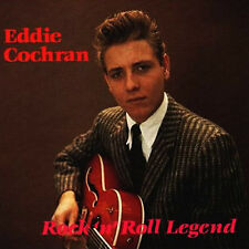 EDDIE COCHRAN Rock 'n' Roll Legend CD 1950s ROCKABILLY Brand New CD