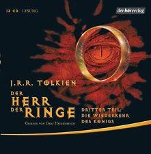 Der Herr der Ringe. Dritter Teil - Die Wiederkehr des Königs von J. R. R. Tolkien (2009)