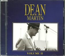 DEAN MARTIN VOLUME II CD - THAT'S AMORE, YOU'RE THE RIGHT ONE & MORE