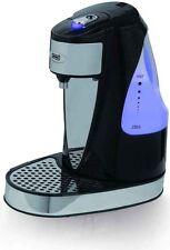 Quigg Express Wasserkocher Teekocher Teewasser in Sekunden 1,5Liter Tank Schwarz