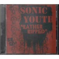 Sonic Youth CD Rather Ripped / Geffen Records Sigillato
