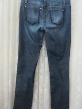 Joe's Jeans Cigarette Fit In Eames Wash Stretch Straight Womens Jeans Sz 28/29.5