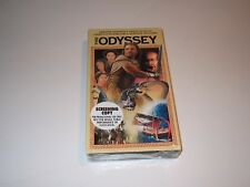 The Odyssey (VHS, 1997) RARE OOP HALLMARK VIDEO NEW STILL SEALED Armand Assante