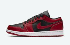 NEW WITH BOX Nike Air Jordan 1 Low Reverse Bred 553558-606